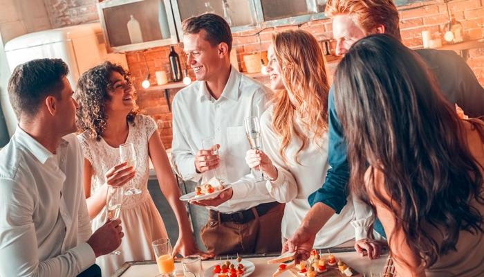 servicio de catering para particulares