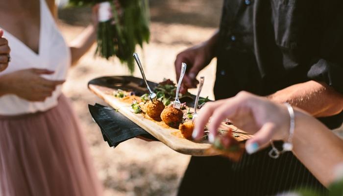 Catering para bodas y fiestas