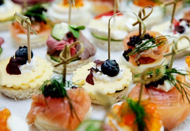 Catering para bodas Ajalvir