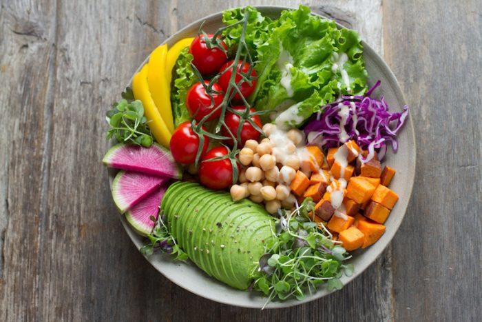 Menús Healthy