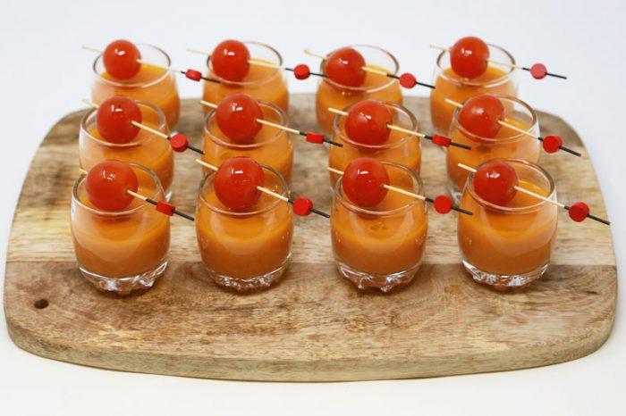 triunfar con un catering de verano